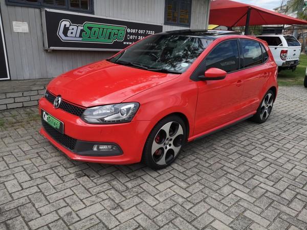 2014 Volkswagen Polo Gti 1.4tsi Dsg  Mpumalanga Nelspruit_0