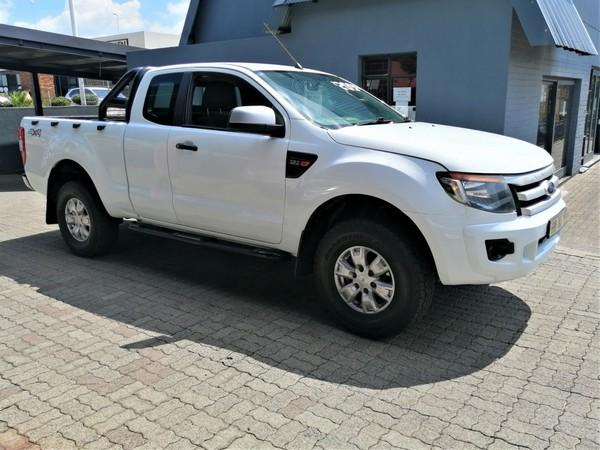 2014 Ford Ranger 3.2tdci Xls 4x4 At Pu Supcab  Mpumalanga Ermelo_0