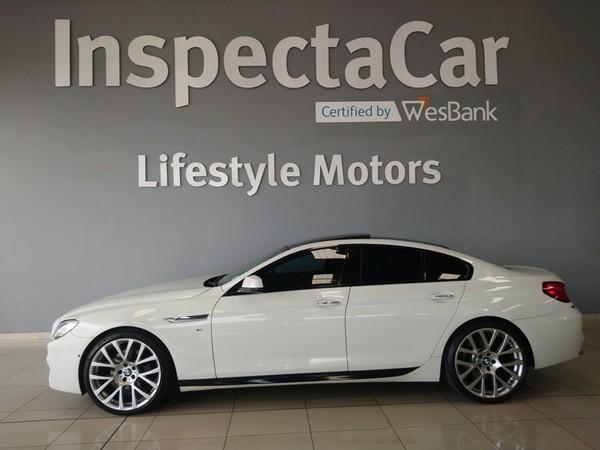 2014 BMW 6 Series 640d Gran Coupe M Sport  Gauteng Centurion_0