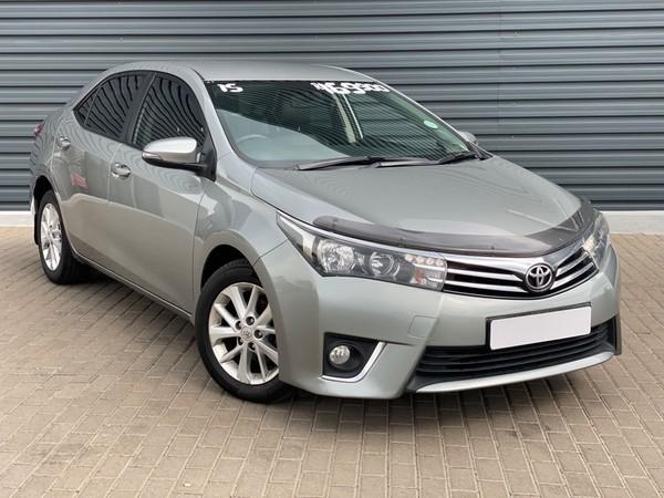 2015 Toyota Corolla 1.8 Prestige Mpumalanga Evander_0