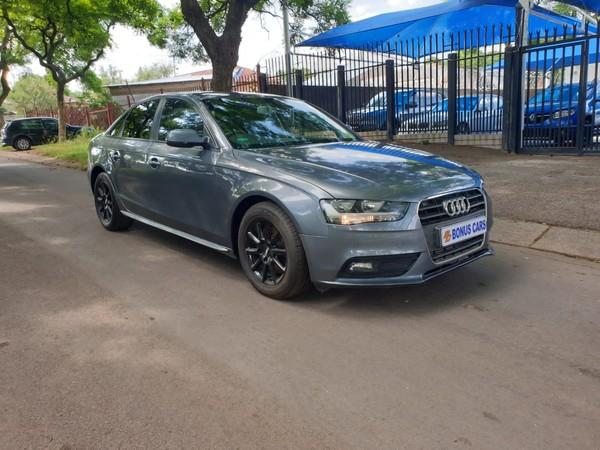 2014 Audi A4 1.8t Attraction b8  Gauteng Pretoria West_0