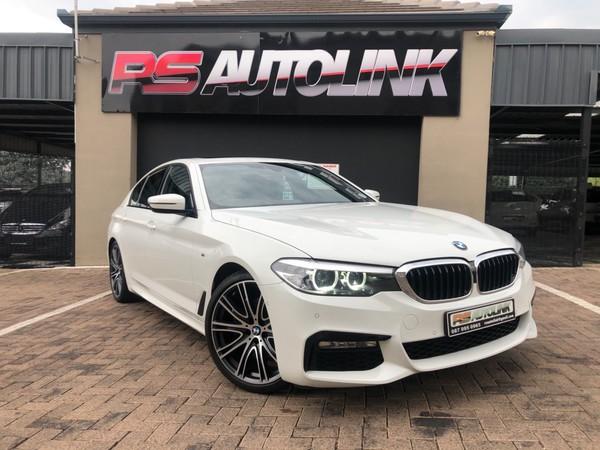 2017 BMW 5 Series 520d M Sport Mpumalanga Witbank_0