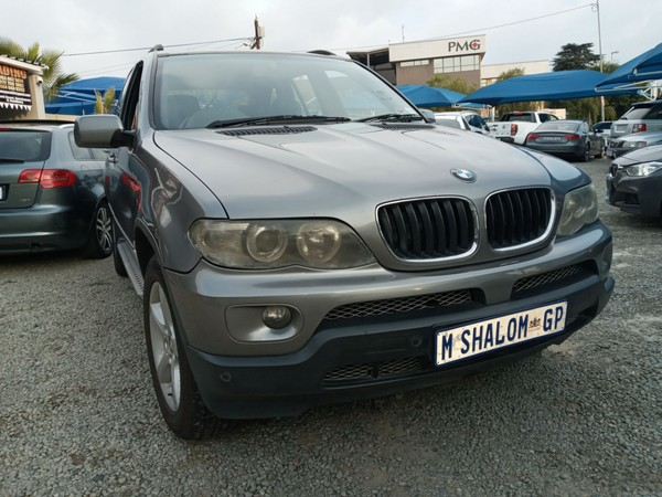 2005 BMW X5 GREAT DEALS Gauteng Randburg_0