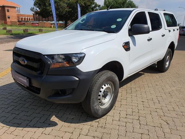 2018 Ford Ranger 2.2TDCi Double Cab Bakkie Gauteng Vanderbijlpark_0