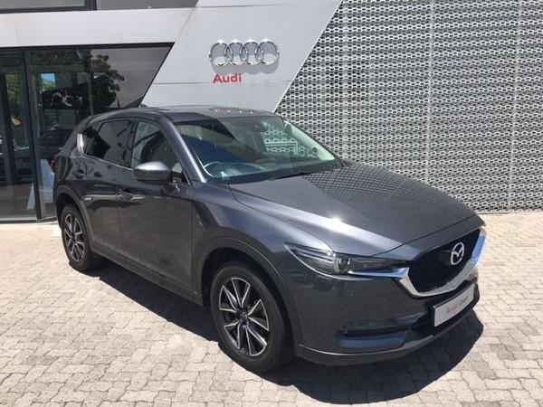 2018 Mazda CX-5 2.2DE Akera Auto AWD Western Cape Claremont_0