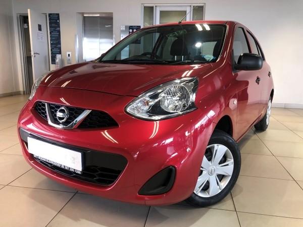 2018 Nissan Micra 1.2 Active Visia Gauteng Pretoria_0