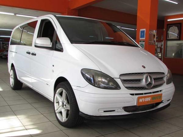 2011 Mercedes-Benz Vito 122 Cdi Crewcab Sport  Western Cape Cape Town_0