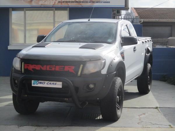 2015 Ford Ranger 2.2tdci Xl Pu Supcab  Eastern Cape Port Elizabeth_0