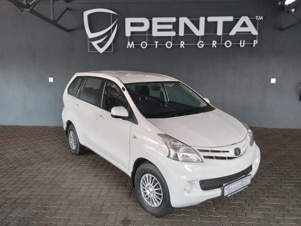 2015 Toyota Avanza 1.5 SX Limpopo Mokopane_0