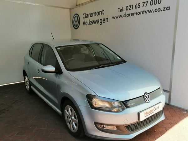2013 Volkswagen Polo 1.2 Tdi Bluemotion 5dr  Western Cape Claremont_0