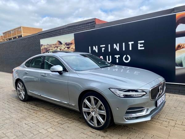 2018 Volvo S90 D5 Inscription GEARTRONIC AWD Gauteng Pretoria_0
