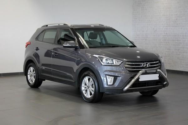 2018 Hyundai Creta 1.6D Executive Auto Free State Bloemfontein_0