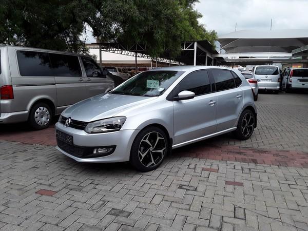 2012 Volkswagen Polo 1.4 Comfortline  ONE OWNER  Gauteng Vereeniging_0