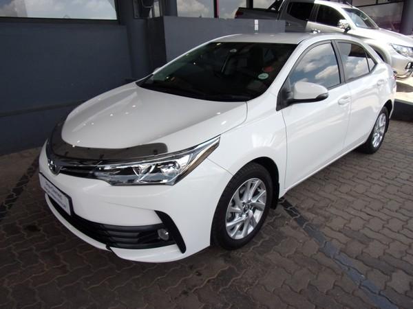 2020 Toyota Corolla 1.8 Prestige Gauteng Johannesburg_0