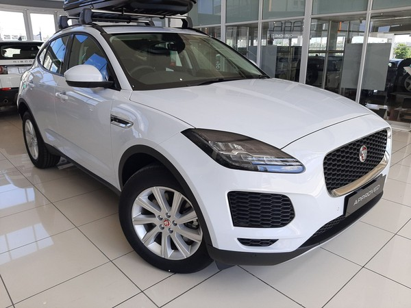 2021 Jaguar E-Pace 2.0 D180 S Eastern Cape East London_0