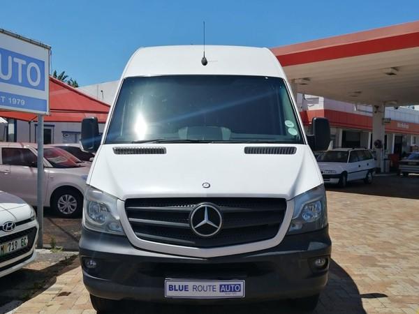 2015 Mercedes-Benz Sprinter 515 CDi HI-ROOF FC PV Western Cape Cape Town_0