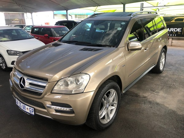2009 Mercedes-Benz GL-Class Gl 350 Cdi Be  Gauteng Pretoria_0