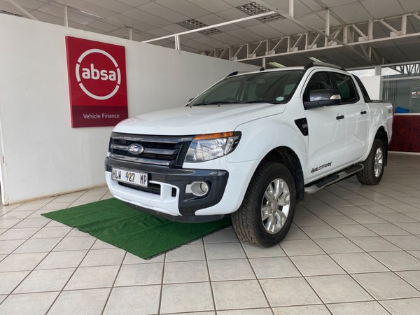 2014 Ford Ranger 3.2TDCi Wildtrak 4x4 Auto Double cab bakkie Mpumalanga Lydenburg_0