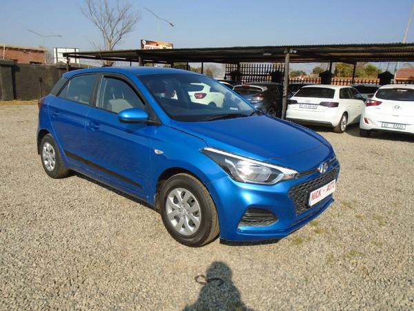 2013 Hyundai i20 1.4 Fluid  Gauteng Kempton Park_0