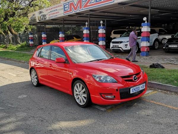 2008 Mazda 3 2.3 Mps  Gauteng Johannesburg_0