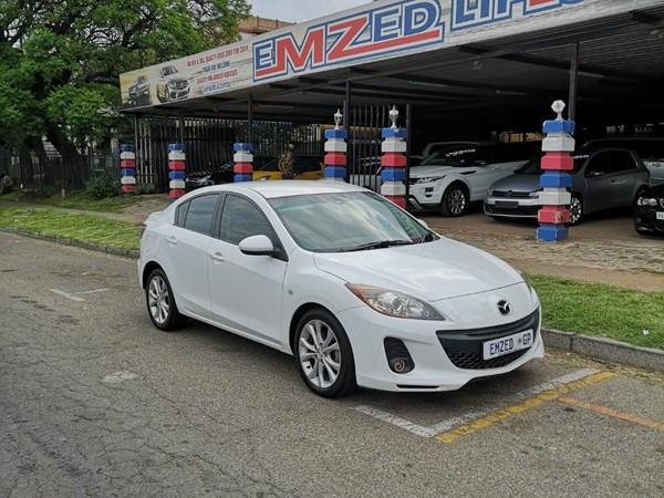 2014 Mazda 3 1.6 Sport Original  Gauteng Johannesburg_0