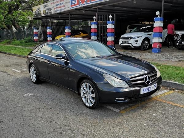 2006 Mercedes-Benz CLS-Class Cls 500  Gauteng Johannesburg_0