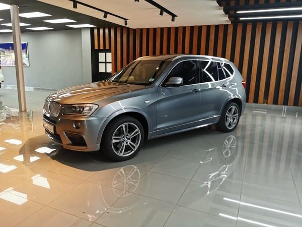 2014 BMW X3 Xdrive 3.0d M-sport At  Kwazulu Natal Pietermaritzburg_0
