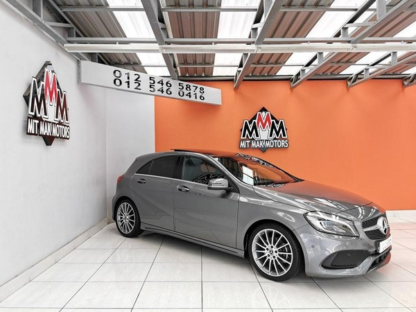 2018 Mercedes-Benz A-Class A 200 AMG Auto Gauteng Pretoria_0