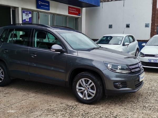2011 Volkswagen Tiguan 2.0 Tdi Bmot Trend-fun  Kwazulu Natal Durban_0