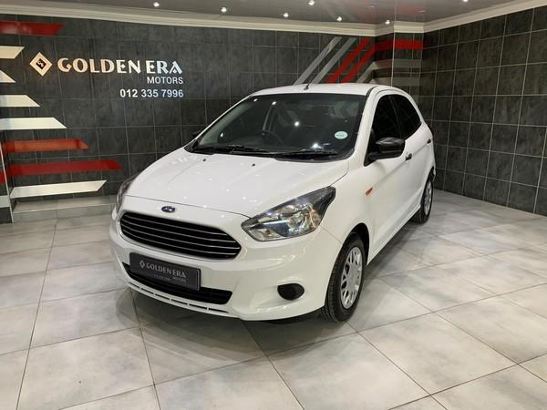 2016 Ford Figo 1.5 Ambiente 5-Door Gauteng Pretoria_0