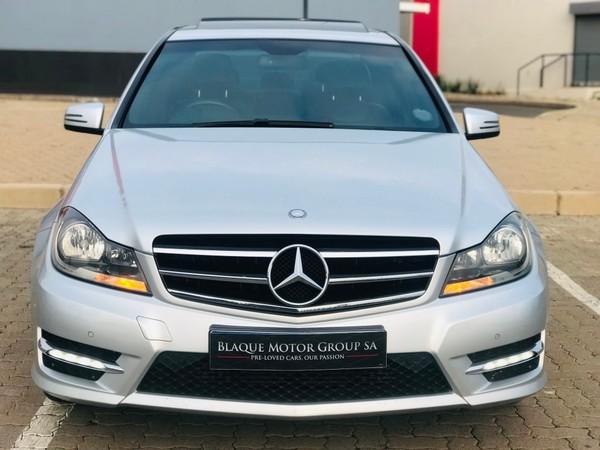 2014 Mercedes-Benz C-Class C200 Be Elegance At  Gauteng Germiston_0