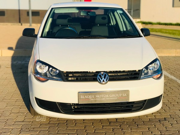 2012 Volkswagen Polo Vivo 1.6 Gauteng Germiston_0