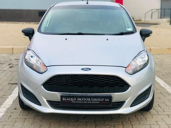 2016 Ford Fiesta 1.0 Ecoboost Ambiente 5-Door Gauteng Germiston_0