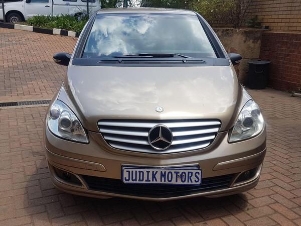 2007 Mercedes-Benz B-Class B170 Auto Gauteng Johannesburg_0