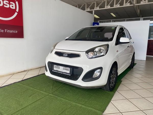 2012 Kia Picanto 1.2 Ex At  Mpumalanga Lydenburg_0