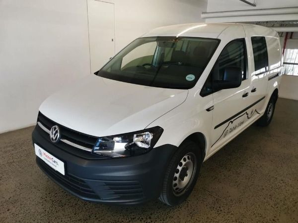 2020 Volkswagen Caddy MAXI Crewbus 2.0 TDi DSG Western Cape Table View_0