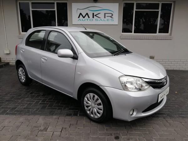 2012 Toyota Etios 1.5 Xi 5dr  Eastern Cape Port Elizabeth_0