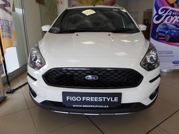2021 Ford Figo 4X2 Limpopo Polokwane_0
