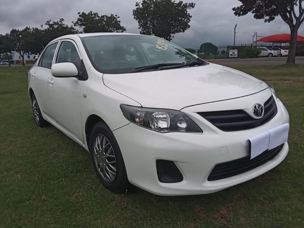 2017 Toyota Corolla Quest 1.6 Gauteng Boksburg_0