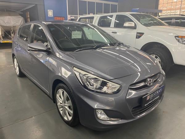 2016 Hyundai Accent 1.6 Fluid 5-Door Auto Free State Bloemfontein_0