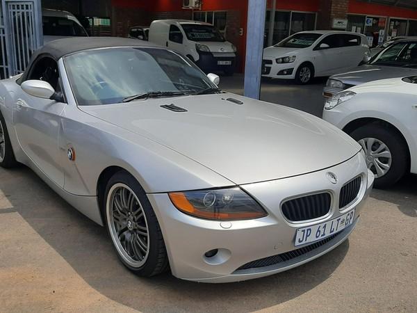 2006 BMW Z4 Roadster 3.0i  Gauteng Boksburg_0