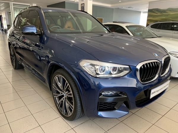 2020 BMW X3 xDRIVE 30d M Sport G01 Western Cape Claremont_0