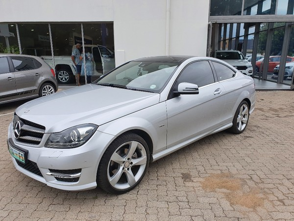 2015 Mercedes-Benz C-Class C250 Cdi Be Coupe At  Free State_0