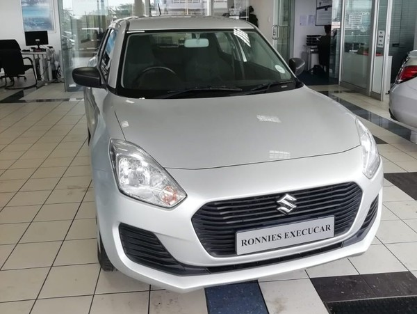 2018 Suzuki Swift 1.2 GA Eastern Cape Nahoon_0