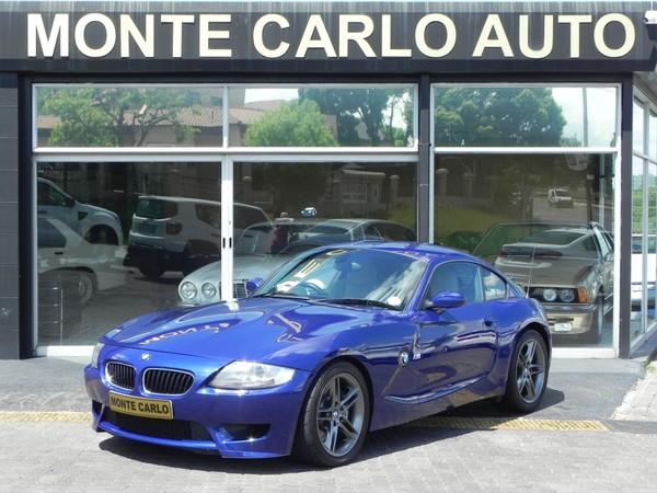 2007 BMW Z4 M Coupe  Gauteng Sandton_0