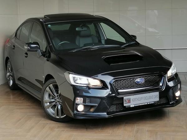 2014 Subaru WRX 2.0 Premium Sport Lineartronic Gauteng Randburg_0
