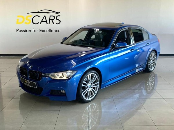 2015 BMW 3 Series 320i M Sport Line At f30  Western Cape Century City_0