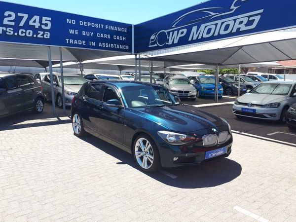 2011 BMW 1 Series 118i 5dr f20  Western Cape Bellville_0