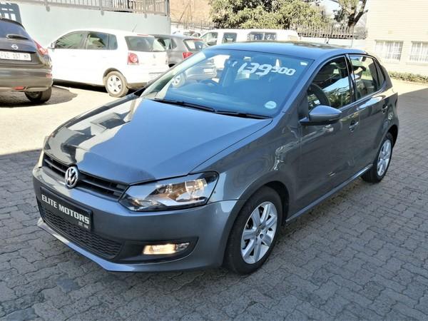 2011 Volkswagen Polo 1.6 Tdi Comfortline 5dr  Mpumalanga Ermelo_0