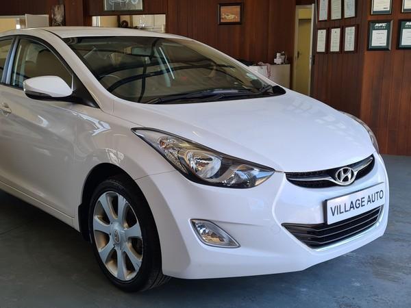 2014 Hyundai Elantra 1.8 Gls  Western Cape Kuils River_0